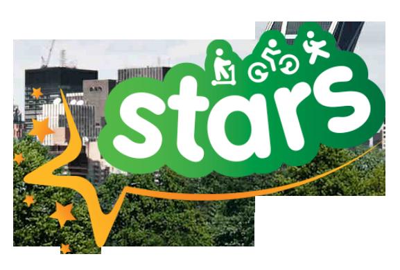 Programa STARS: camino escolar seguro